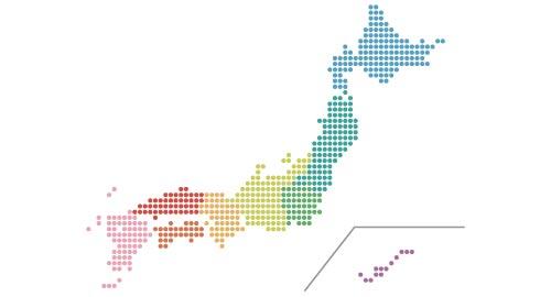 認定施工店登録数 「1都道府県あたり4社(1社3名)限定」 イメージ