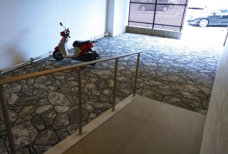 ローラーストーン認定施工店 施工事例写真(大):0000947