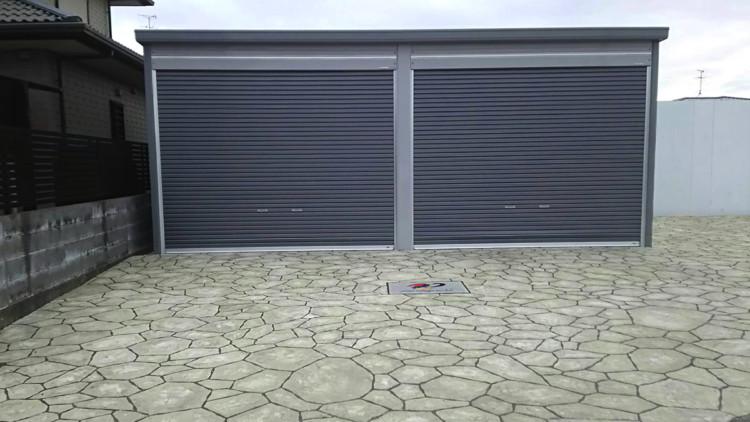 ローラーストーン認定施工店 施工事例写真(大):0001193