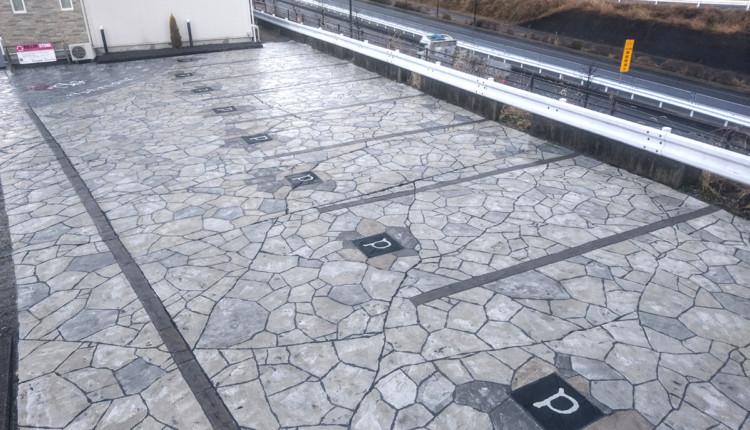 ローラーストーン認定施工店 施工事例写真(大):0001268