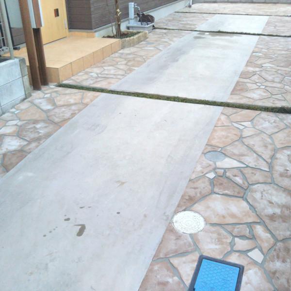 ローラーストーン認定施工店 施工事例写真:0001266