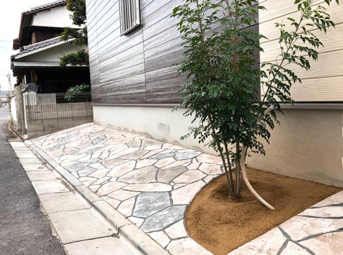 ローラーストーン認定施工店 施工事例写真(大):0001369