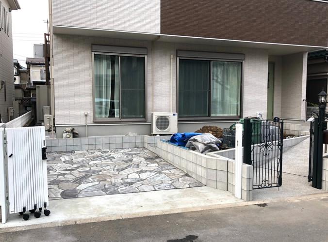 ローラーストーン認定施工店 施工事例写真(大):0001364