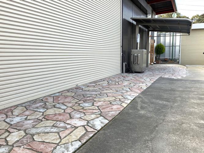 ローラーストーン認定施工店 施工事例写真(大):0001425