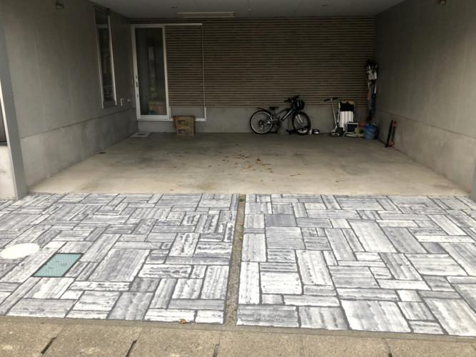 ローラーストーン認定施工店 施工事例写真(大):0001417