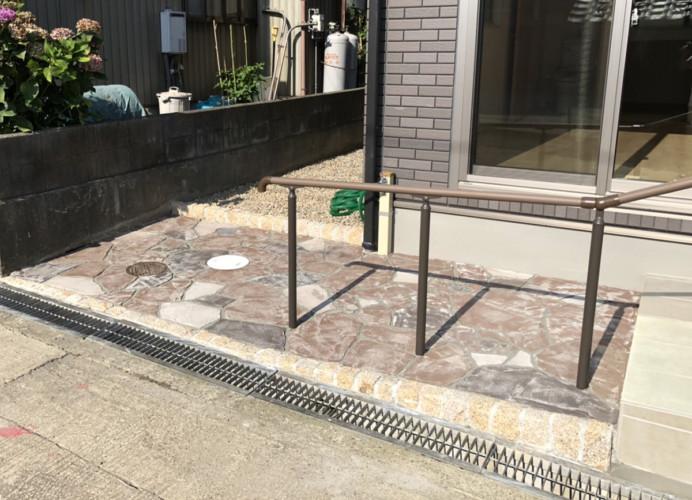 ローラーストーン認定施工店 施工事例写真(大):0001662