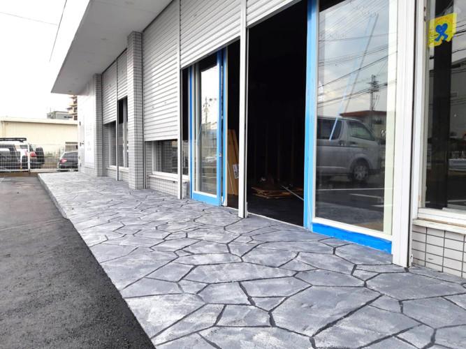 ローラーストーン認定施工店 施工事例写真(大):0001643
