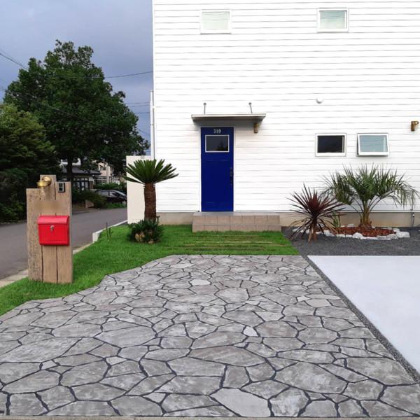 ローラーストーン認定施工店 施工事例写真:0001711