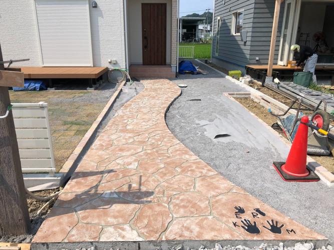 ローラーストーン認定施工店 施工事例写真(大):0001713