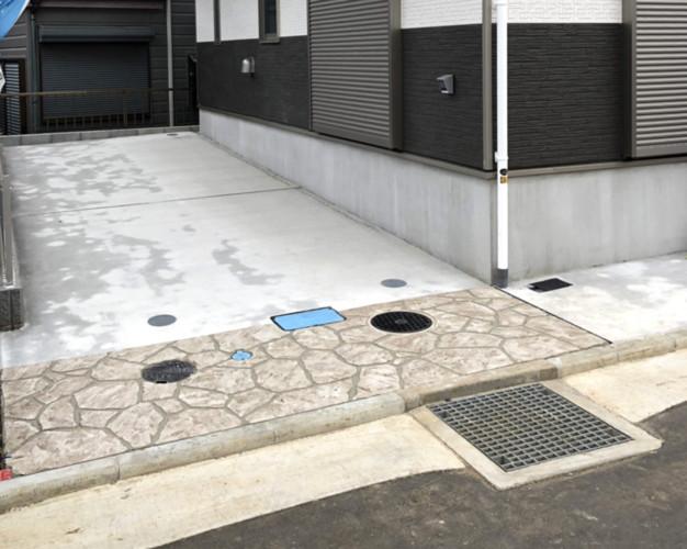 ローラーストーン認定施工店 施工事例写真(大):0001821