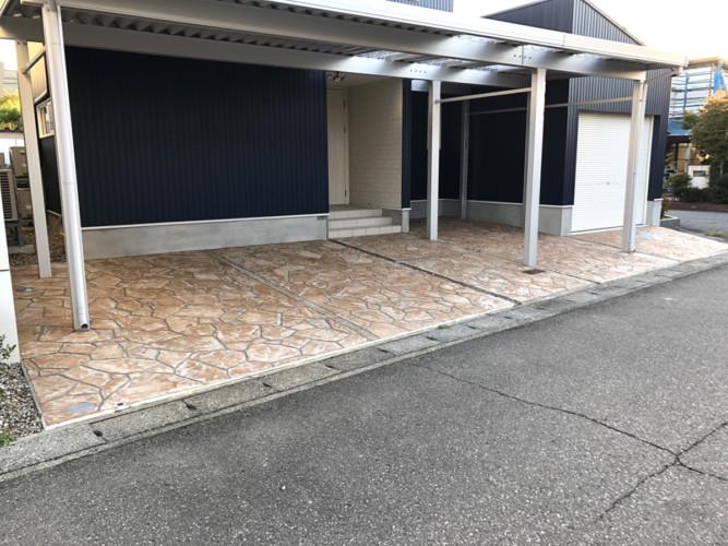 ローラーストーン認定施工店 施工事例写真(大):0001898