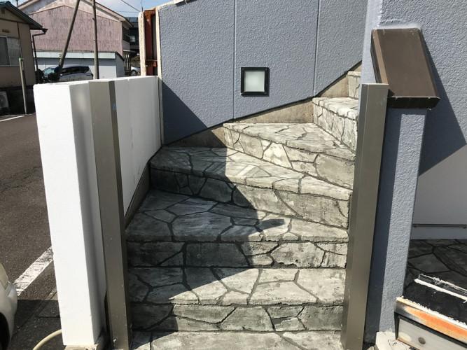 ローラーストーン認定施工店 施工事例写真(大):0002062