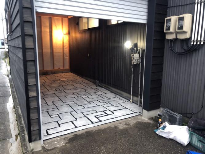 ローラーストーン認定施工店 施工事例写真(大):0002223
