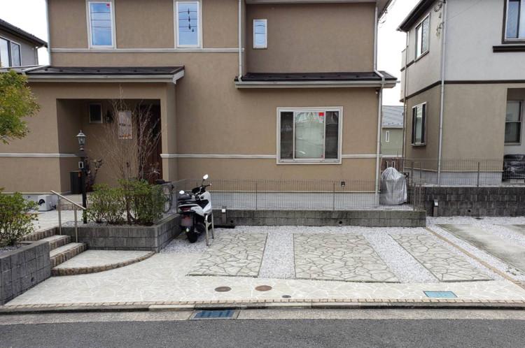 ローラーストーン認定施工店 施工事例写真(大):0002350