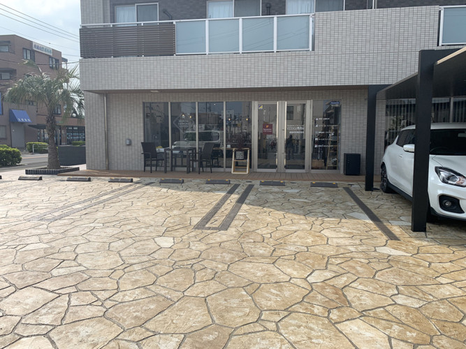 ローラーストーン認定施工店 施工事例写真(大):0002547
