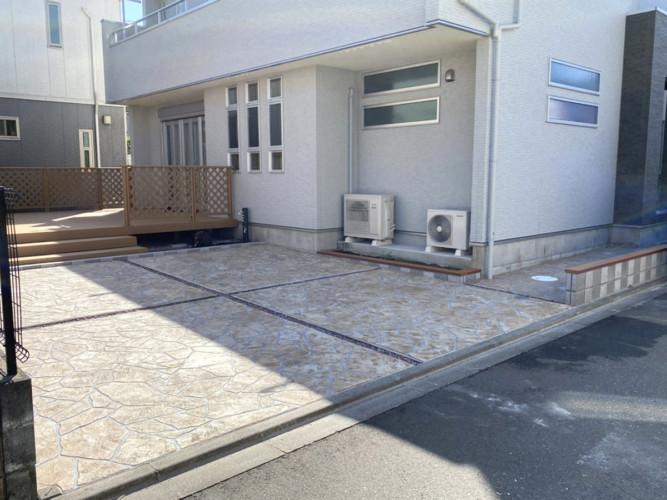 ローラーストーン認定施工店 施工事例写真(大):0002651
