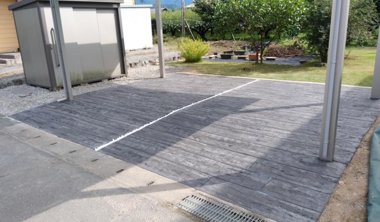 ローラーストーン認定施工店 施工事例写真(大):0002841