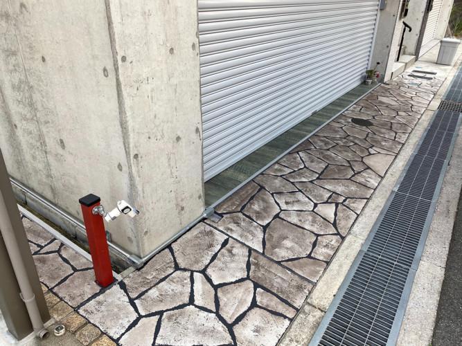 ローラーストーン認定施工店 施工事例写真(大):0002905