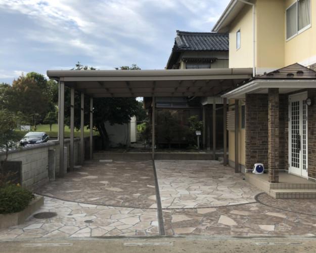 ローラーストーン認定施工店 施工事例写真(大):0002894
