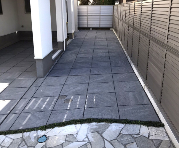 ローラーストーン認定施工店 施工事例写真(大):0003028