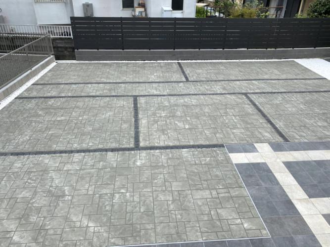 ローラーストーン認定施工店 施工事例写真(大):0003514