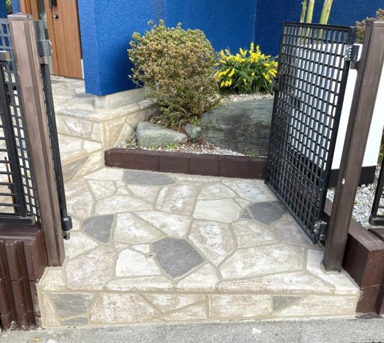 ローラーストーン認定施工店 施工事例写真(大):0003473