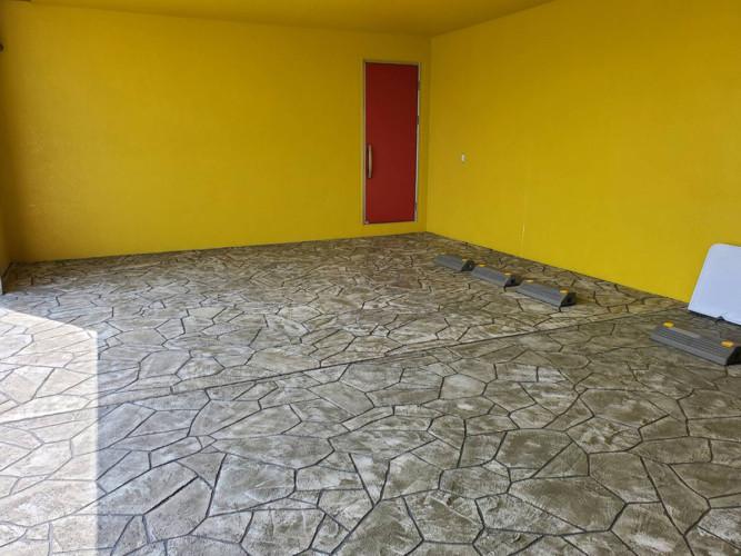 ローラーストーン認定施工店 施工事例写真(大):0003542