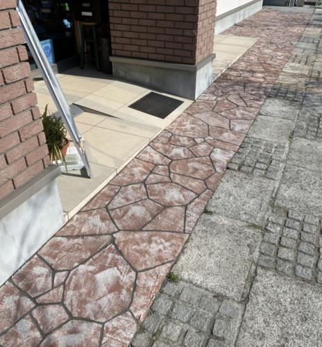ローラーストーン認定施工店 施工事例写真(大):0003547