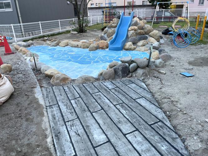 ローラーストーン認定施工店 施工事例写真(大):0003812