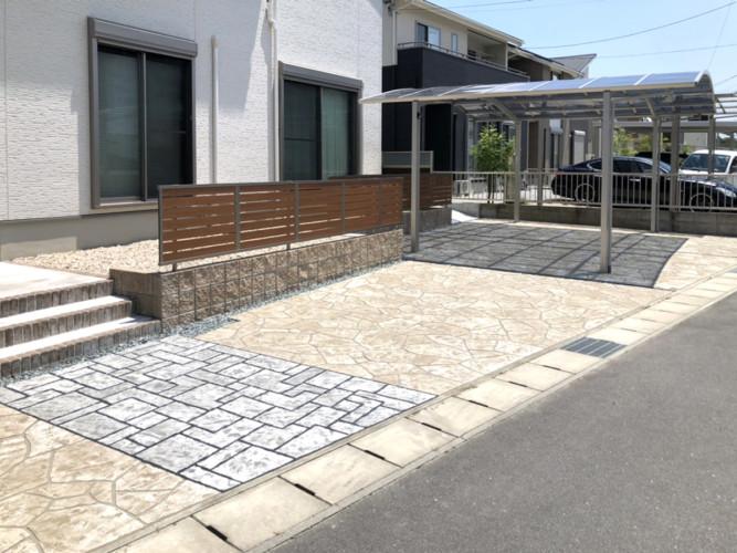 ローラーストーン認定施工店 施工事例写真(大):0003996