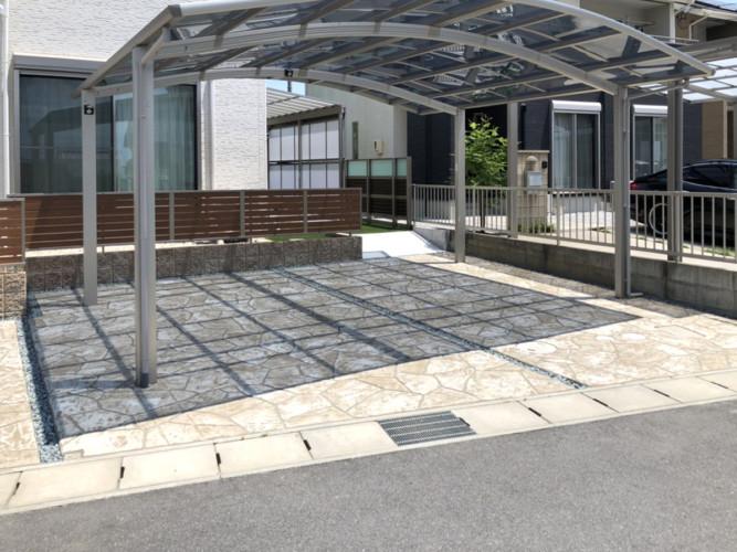 ローラーストーン認定施工店 施工事例写真(大):0003997
