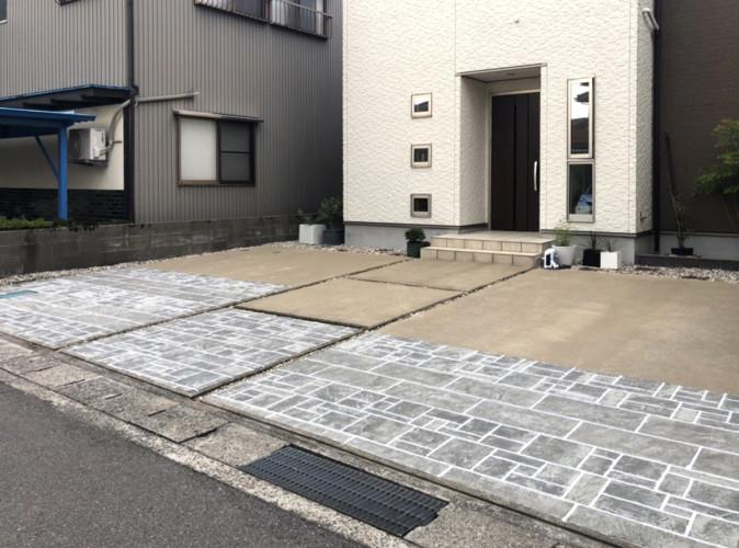 ローラーストーン認定施工店 施工事例写真(大):0004220